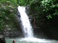 uvita waterfall